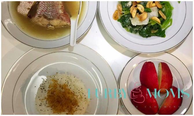 Makanan Berpantang Selepas Bersalin Yang Sedap Dan Berkhasiat